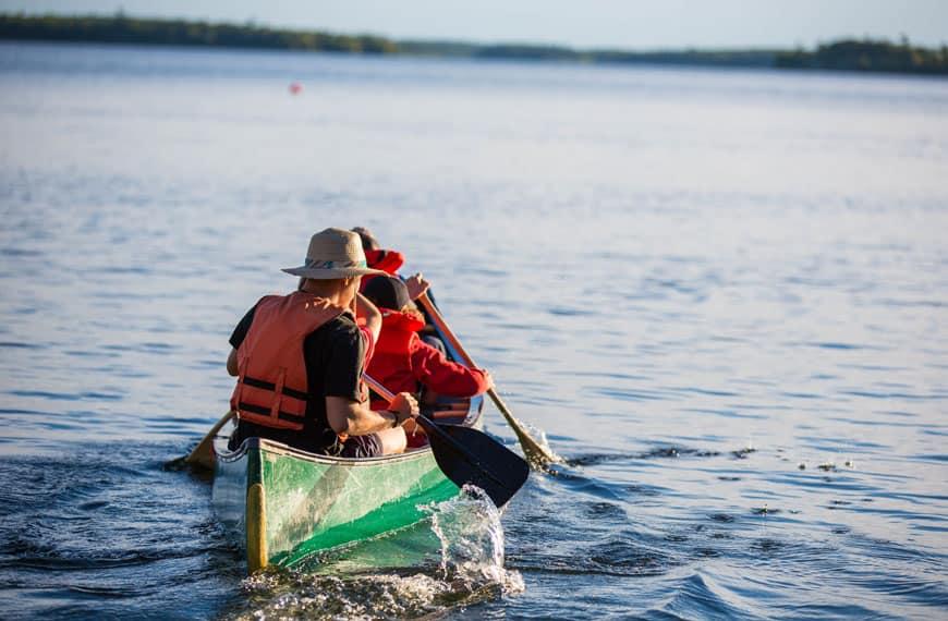 Canoe Trips
